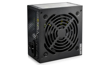 "PSU DEEPCOOL ""DE480"", 480W, ATX 2.31, 120mm fan with PWM, +12V (15A/15A), 20+4 Pin, 1x CPU 4Pin, 3x SATA, 1xPCI-E(6+2pin), 3x Peripheral, MTBF80000Hours, CircuitShield™- OVP, SCP, OPP"