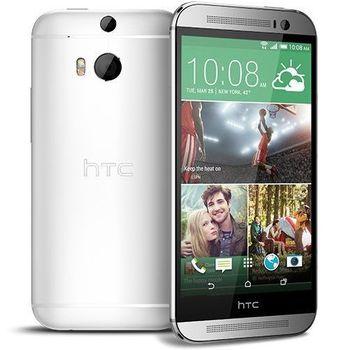 HTC One M8 16GB Silver