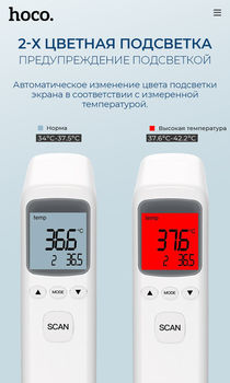 Термометр Hoco YS-ET03