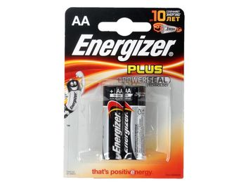 Energizer Plus AA FSB2 New (blister)