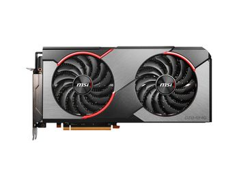 MSI Radeon RX 5700 GAMING X 8G  /  8GB GDDR6 256Bit 1750/14000Mhz, RDNA, SP:2304Units(36CU), 1x HDMI, 3x DisplayPort, Dual fan - TWIN FROZR 7 Thermal Design (Zero Frozr/Airflow Control Technology),TORX FAN 3.0 - Supremely silent, Retail
