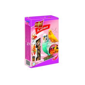 купить Vitapol Karma корм фруктовый для волнистых для попугаев 500 gr в Кишинёве
