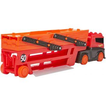 cumpără Mattel Hot Wheels Mega Transportator mașini în Chișinău