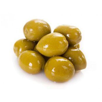 купить ГИГАНТ Халкидики, Зеленые оливки с косточкой(в расоле)  ГРЕЦИЯ  250гр=25 ЛЕЙ. в Кишинёве