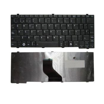Keyboard Toshiba Satellite NB200 NB201 NB202 NB203 NB205 NB250 NB255 NB300 NB305 NB500 NB505 NB520 NB525 T110 T115 ENG. Black