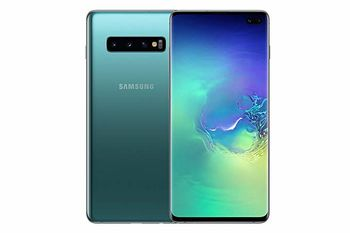купить Samsung Galaxy S10 Plus 128GB Duos (G975FD), Prism Green в Кишинёве