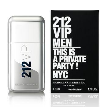 CAROLINA HERRERA  212 VIP MEN EDT 50 ml