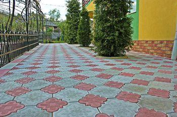 """купить Tротуарная плитка  """"Orient 25mm"""" в Кишинёве"""