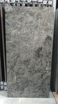 Керамогранитная плита Krypton Grey 120x60cm