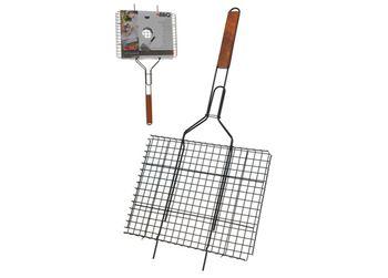 Решетка для гриля плоская BBQ 35X27X69cm