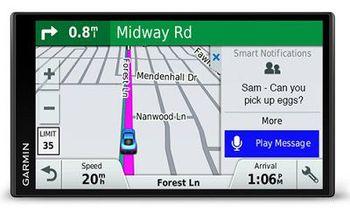 cumpără Navigator GPS GARMIN DRIVESMART 61 LMT-D, LICENCE MAP în Chișinău