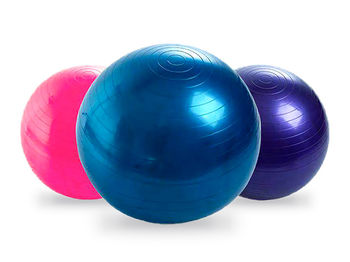 Мяч для фитнеса 55cm + насос