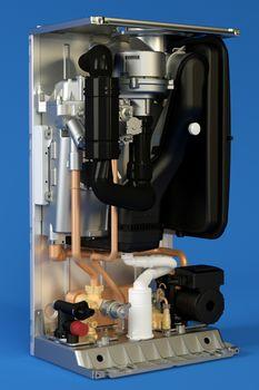 купить конденсационный котел Demirdöküm Atromix P24 24 KW Vaillant Group в Кишинёве
