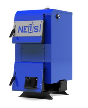 Твердотопливный котёл Neus Econom 24 kW