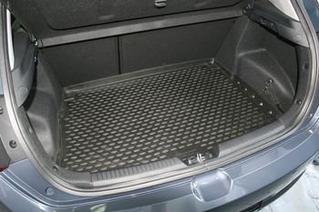 "KIA Ceed, 2012-> ""премиум"" хб. Коврик в багажник"