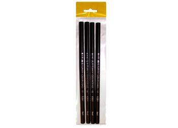 cumpără Set creioane simple 4buc tari. în Chișinău