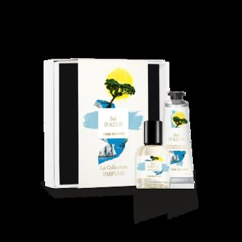 Парфюмерный набор Sel d'Azur. Лимитированный выпуск