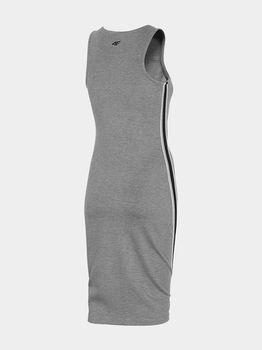 купить Платье H4L21-SUDD012 WOMEN-S DRESS MIDDLE GREY MELANGE в Кишинёве