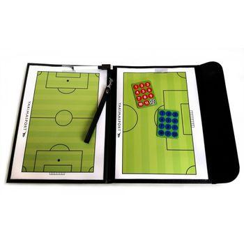 Тактическая таблица футбольная магнитная 24x32 см Yakimasport (716)