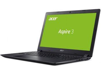 "cumpără ""NB Acer 15.6"""" Aspire A315-53G-36FQ Black (Core i3-8130U 4Gb 1Tb) 15.6"""" Full HD (1920x1080) Non-glare, Intel Core i3-8130U (2x Core, 2.2GHz - 3.4GHz, 4Mb), 4Gb (1x 4Gb) PC4-17000, 1Tb 5400rpm, GeForce MX130 2Gb, HDMI, Gbit Ethernet, 802.11ac, Bluetooth, 1x USB 3.0, 2x USB 2.0, Card Reader, Webcam, Linux, 3-cell 37 WHrs Battery, 2.1kg, Obsidian Black"" în Chișinău"