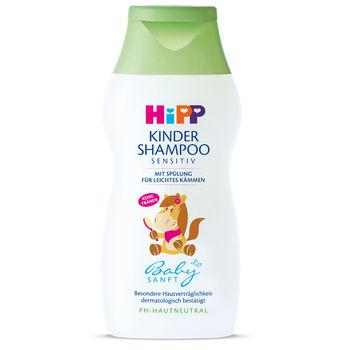 cumpără Hipp BabySanft Șampon pentru pieptănare ușoară, 200 ml în Chișinău