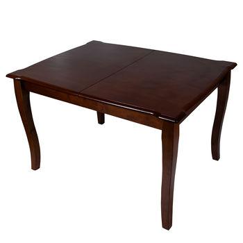 Раздвижной стол T751E 1.2м-1.5м дуб