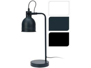 купить Лампа настольная H42cm (E14 MAX 40W), металл,3 цвета в Кишинёве