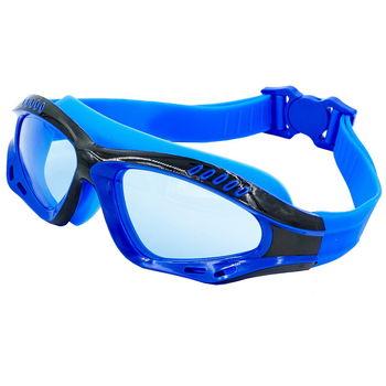 Очки-полумаска для плавания + беруши Sailto PL9900 (3941)