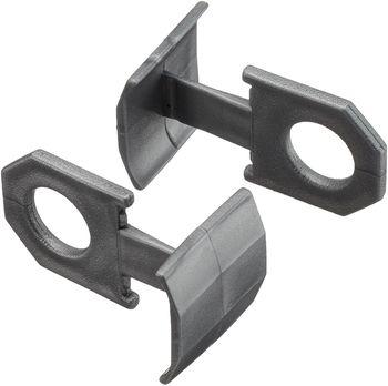 купить Набор из 100 зажимов для системы выравнивания плитки (клиньев) Vorel 04690 в Кишинёве