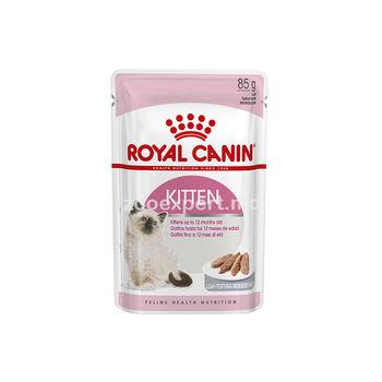 cumpără Royal Canin KITTEN INSTINCTIVE LOAF (pateu) 85 gr în Chișinău