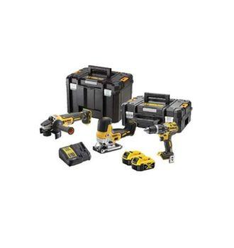 cumpără SET SCULE CU ACUMULATOR DEWALT DCK329P2T (DCD796+DCG405+DCS335) în Chișinău