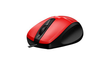 Mouse Genius DX-150X, Red