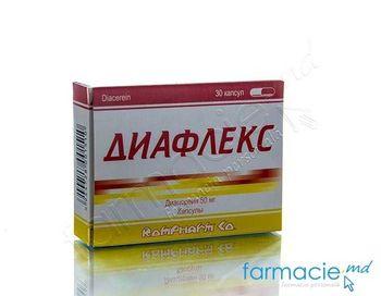 купить Diaflex caps. 50 mg N10x3 в Кишинёве