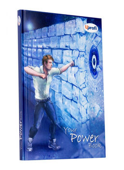 Блокнот TM Profiplan Power Book, А5