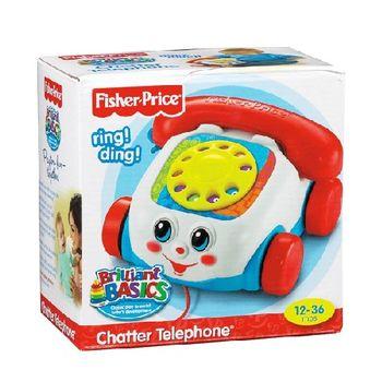 купить Fisher Price Веселый телефон в Кишинёве