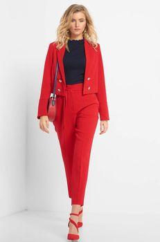 Пиджак ORSAY Красный