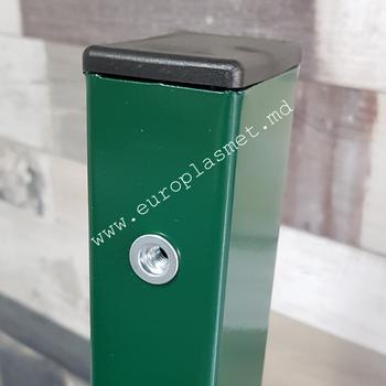 купить Столб оцинкованные и крашенные - L -2000 mm в Кишинёве