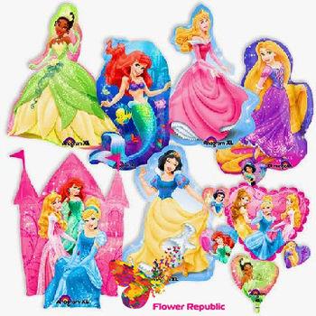 """купить Фольгированные шары """"Принцессы Диснея"""" Поштучно в Кишинёве"""