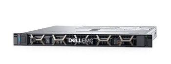 """Dell PowerEdge R340 1U Rack, Intel Xeon E-2124 (3.3GHz,  8M Cache, 4C/4T, 71W), 8GB UDIMM DDR4 RAM, 1TB SATA Hot-plug HDD (up to 4 3,5"""" Hot Plug HDD), PERC H330, no ODD, iDRAC9 Basic, LAN Dual Port 1GBE, TPM 1.2, Single Hot Plug 350W PSU"""