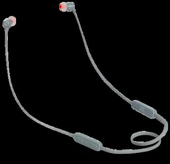 купить Cască Bluetooth JBL T110BT, Grey в Кишинёве