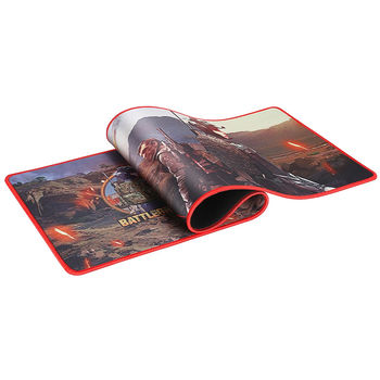 MARVO G37, Gaming Mouse Pad, Dimensions: 920 X 294 x 3 mm, Material: rubber base + microfiber