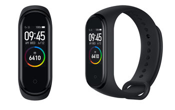 "Xiaomi ""MiBand 4"" Smartband Black, AMOLED Touch Display, Heart Rate, Fitness Level, Steps, Calories, Sleeping Tracking, Weather, Smart Alarm, Distance Display, Average Daily Steps, Control of inc. calls, Standby time 20days, WaterProof 5ATM,40g"