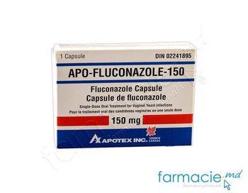 купить Апо-флуконазол, табл. 150mg N2 в Кишинёве
