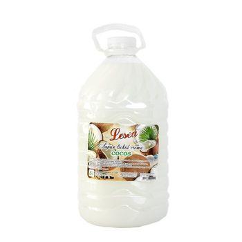 Жидкое мыло Lesea, 5 литров, Кокос