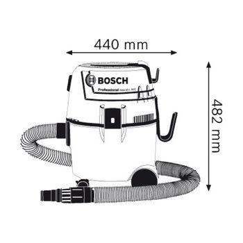 cumpără Aspirator Bosch GAS 20L SFC 1200 W în Chișinău