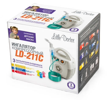 купить Ингалятор LD 211C Little Doctor в Кишинёве