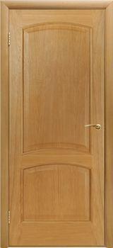 купить Дверь КАПРИ-3 светлый дуб глухая в Кишинёве