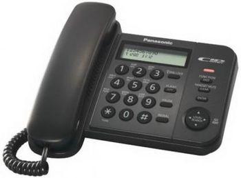 купить Panasonic KX-TS2356 UAB Black в Кишинёве