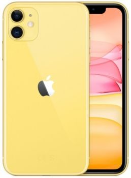 купить Apple iPhone 11 64GB, Yellow в Кишинёве