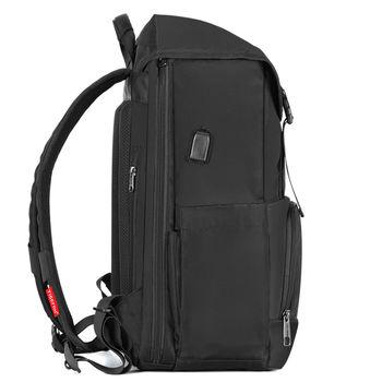 купить Рюкзак Tigernu T-B3909, Чёрный в Кишинёве